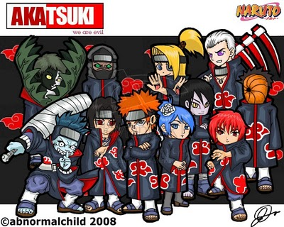 download gambar Akatsuki naruto
