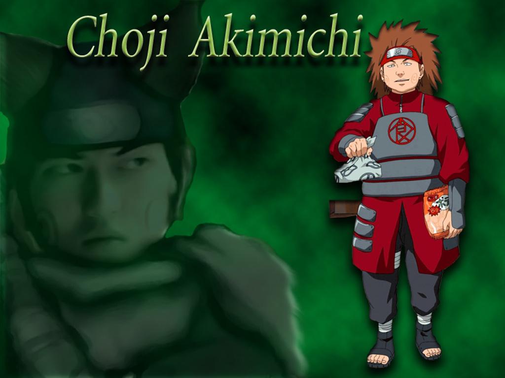 download gambar Choji naruto