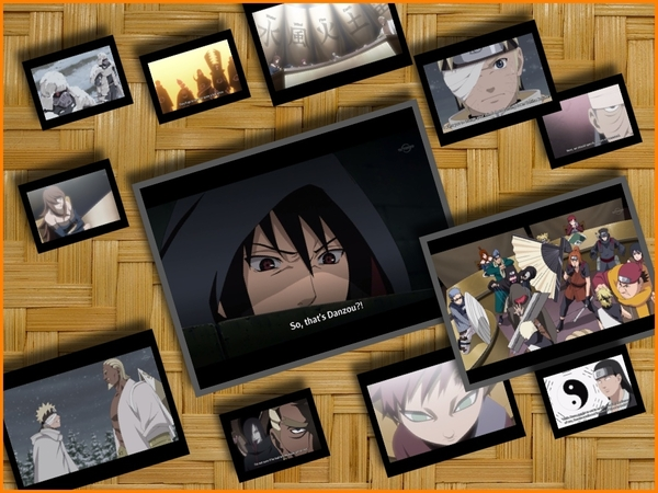 download gambar Danzou naruto