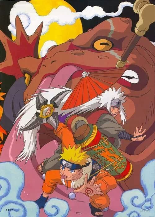 download gambar Gamabunta naruto