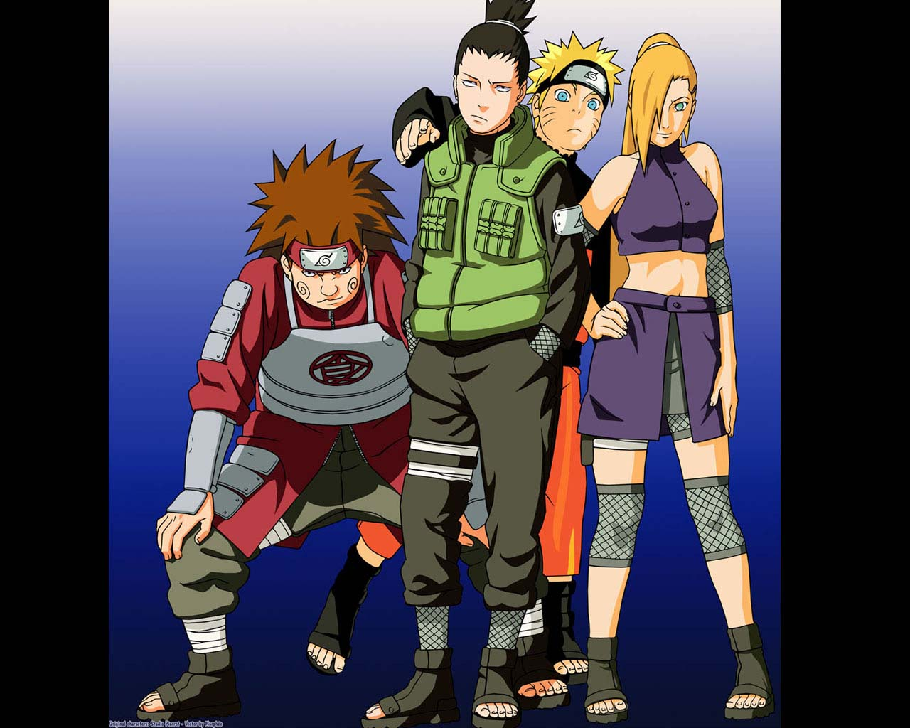 download gambar Ino naruto