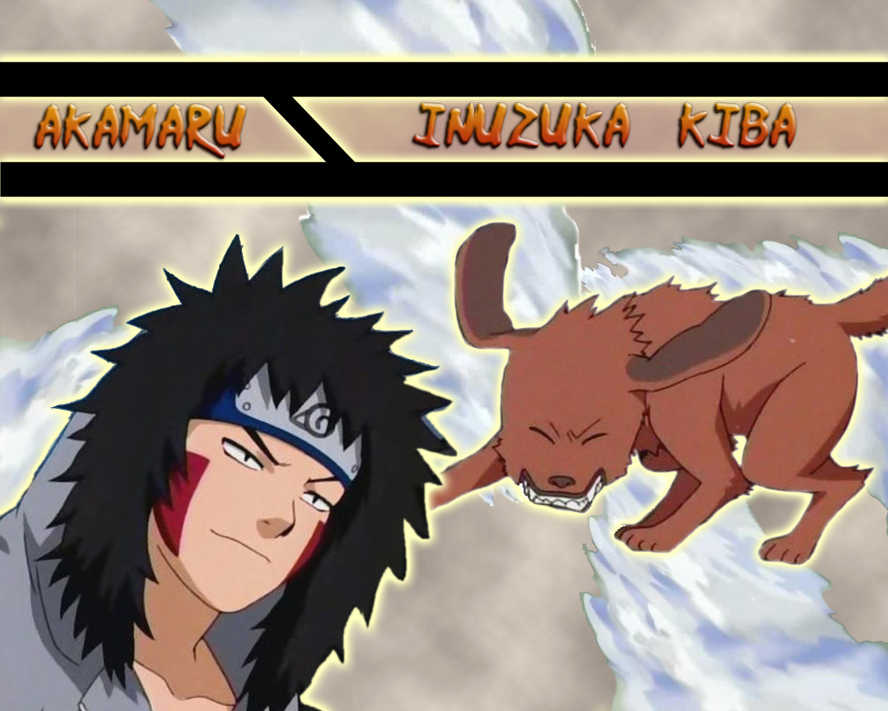 download gambar Kiba naruto