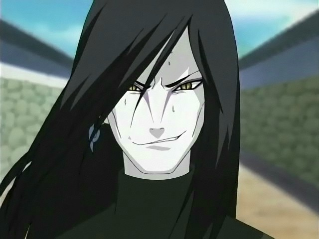 download gambar Orochimaru  naruto