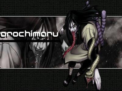 download gambar Orochimaru  naruto